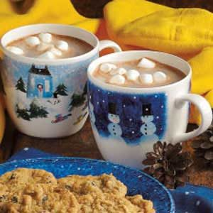 Wintry Hot Cocoa Mix Recipe