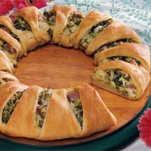 Taste Of Home Sausage Crescent Roll Ring