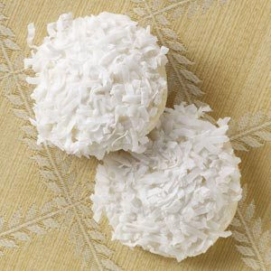 White Chocolate-Macadamia Snowball Cookies Recipe