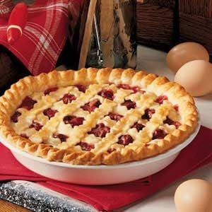 Cherry Almond Pie Recipe