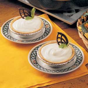 White Chocolate Tarts Recipe