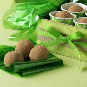 Amaretto Cream Truffles Recipe