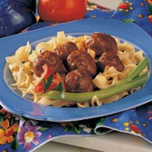 Flavorful Swedish Meatballs Recipe