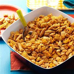 Crunchy Italian Snack Mix Recipe