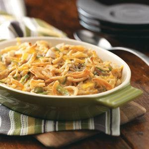 Green Bean Chicken Casserole Recipe