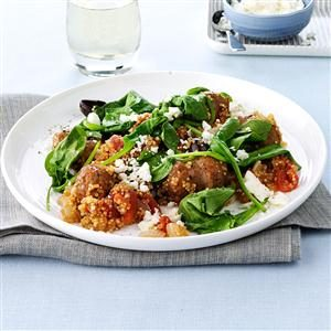Mediterranean One-Dish Meal Recipe