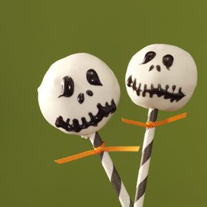 Jack Skellington Pops Recipe