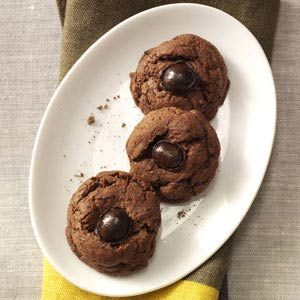 Eyes-Wide-Open Espresso Cookies