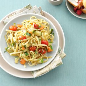 Garden Vegetable Primavera Recipe