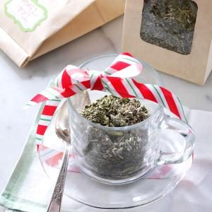 Winter Herb Tea Mix Recipe