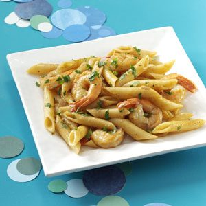 Creole Shrimp Pasta Recipe