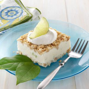 Frozen Key Lime Delight