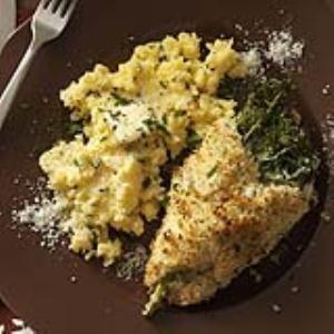 Rosemary Polenta Recipe