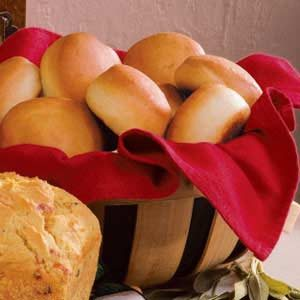 Angel Rolls Recipe