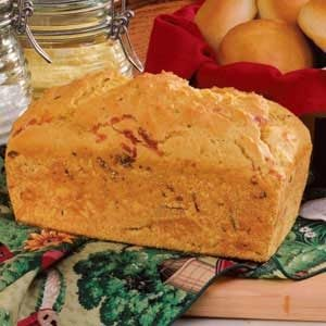 Provolone Corn Loaf Recipe