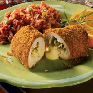 Southwest Stuffed Chicken Recipe