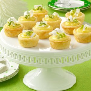 Lime Divine Tarts Recipe