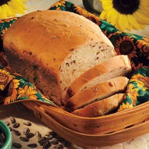 Sunflower Oatmeal Bread Recipe