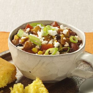 Vegetarian Chili Ole! Recipe