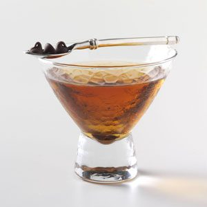 Butterscotch Martinis Recipe