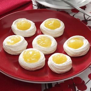 Lemon Meringue Pie Cookies Recipe