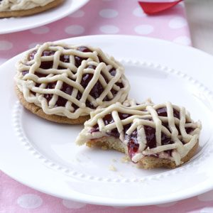 Classic Cherry Pie Cookies Recipe