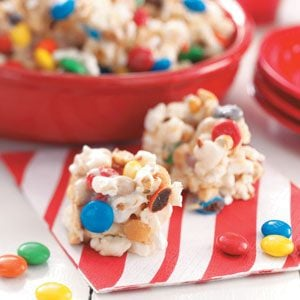 Popcorn Snacks Recipe