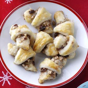 Apple Crisp Crescents Recipe