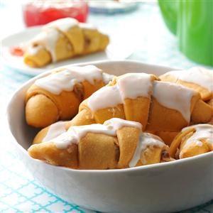 Butterscotch Crescents Recipe
