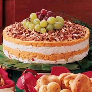 Elegant Cheese Torte Recipe