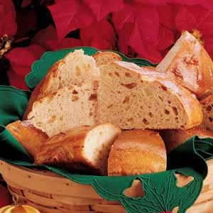 Garlic and Swiss Cheese Bread Recipe