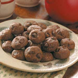 Mocha Truffle Cookies Recipe