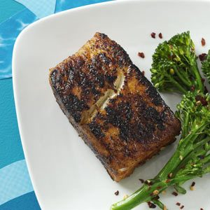 Blackened Halibut Recipe
