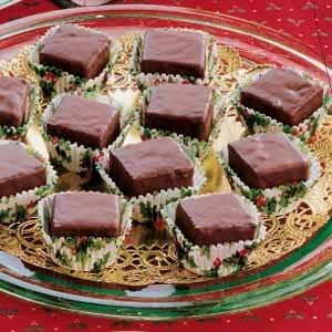 Dandy Caramel Candies Recipe