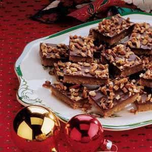 Chocolate Toffee Crunchies Recipe