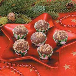 Milk  Chocolate Raspberry Truffles Recipe