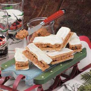 Nutty Sandwich Treats Recipe