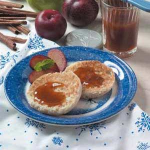 Plum-Apple Butter