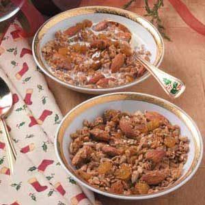 Cinnamon Granola Recipe
