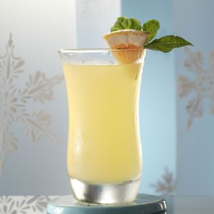 Basil Citrus Cocktail Recipe