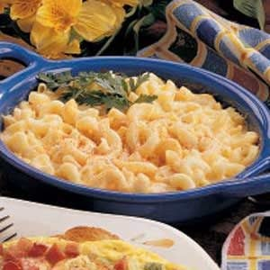 Macaroni 'n' Cheese for Two Recipe