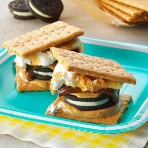 18 New Ways to Make S'mores
