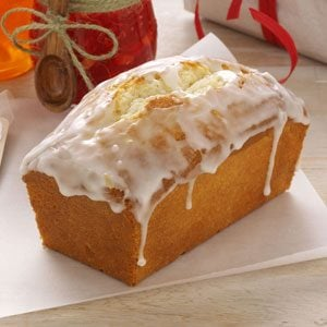 Lemon Pound Cake Loaves Recipe