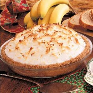 Irresistible Coconut Cream Pie Recipe