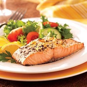 Grilled Salmon Fillet Recipe