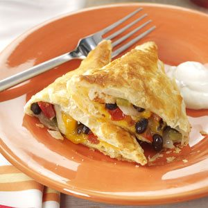 Southwest Chicken Pockets Recipe