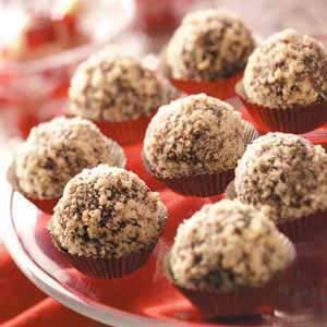 Chocolate Hazelnut Truffles Recipe
