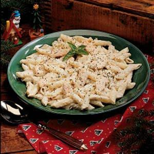 Turkey Pasta Supreme Recipe