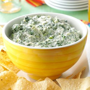 Jalapeno Spinach Dip Recipe