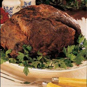 No-Fuss Beef Roast Recipe